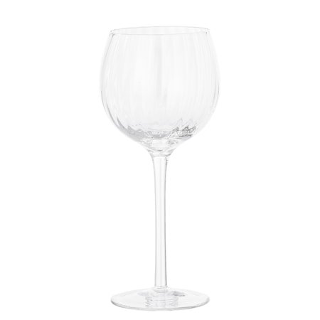 Vinglass Klar Glass 9,5x22cm