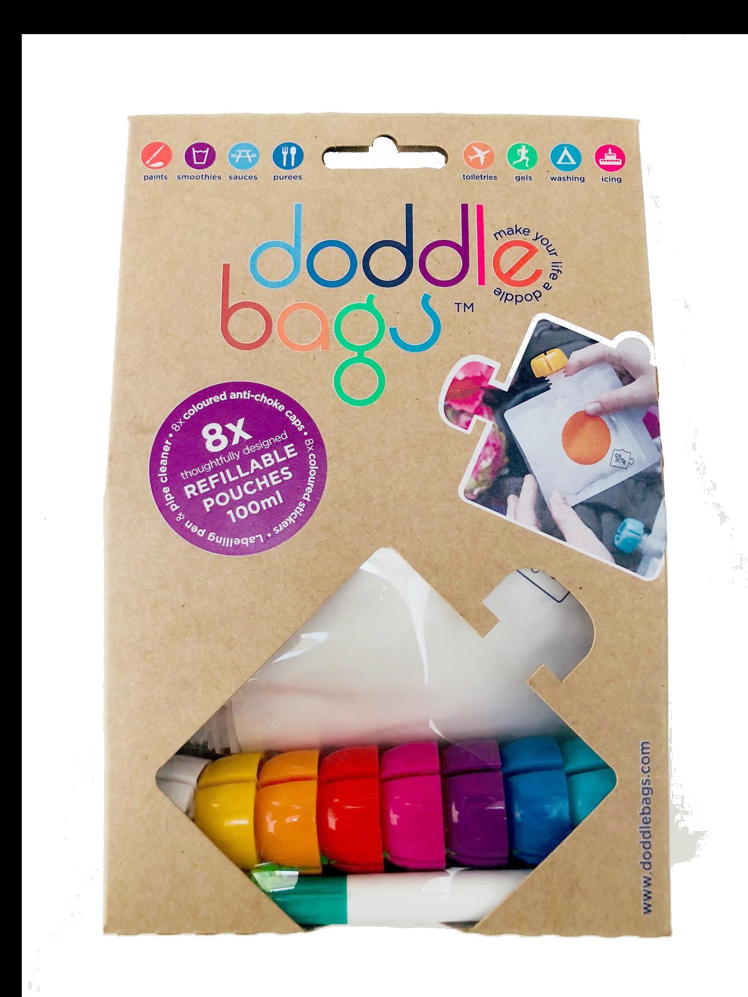 doddle - doddlebags 8 pcs