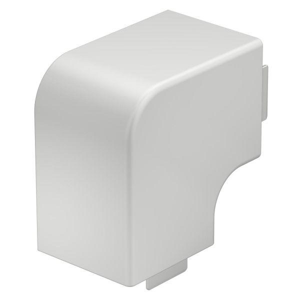 Obo Bettermann 6192912 L-kulma 90°, valkoinen 60 x 60 mm