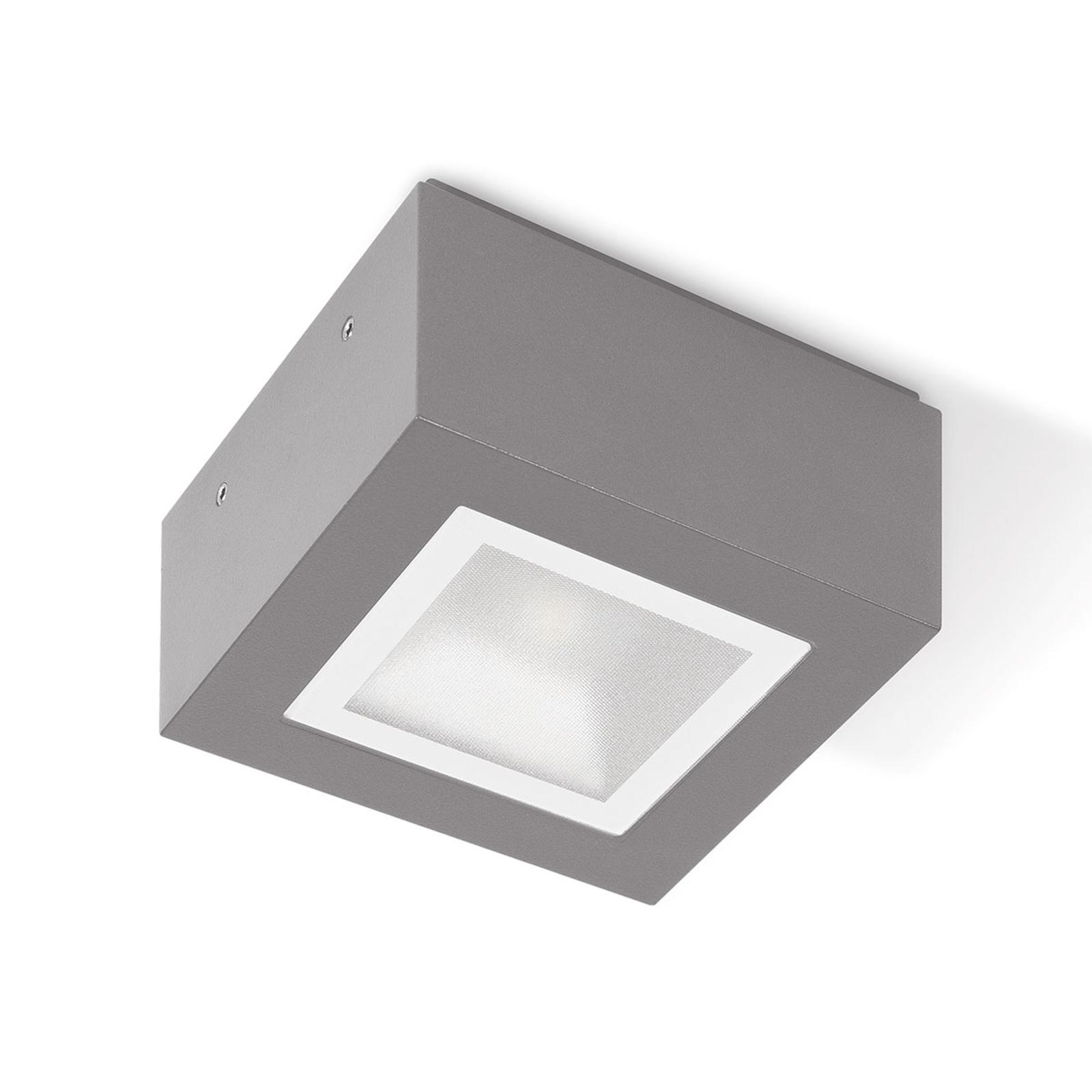 LED-kattovalaisin Mimik 10 Tech mikroprisma 4000 K