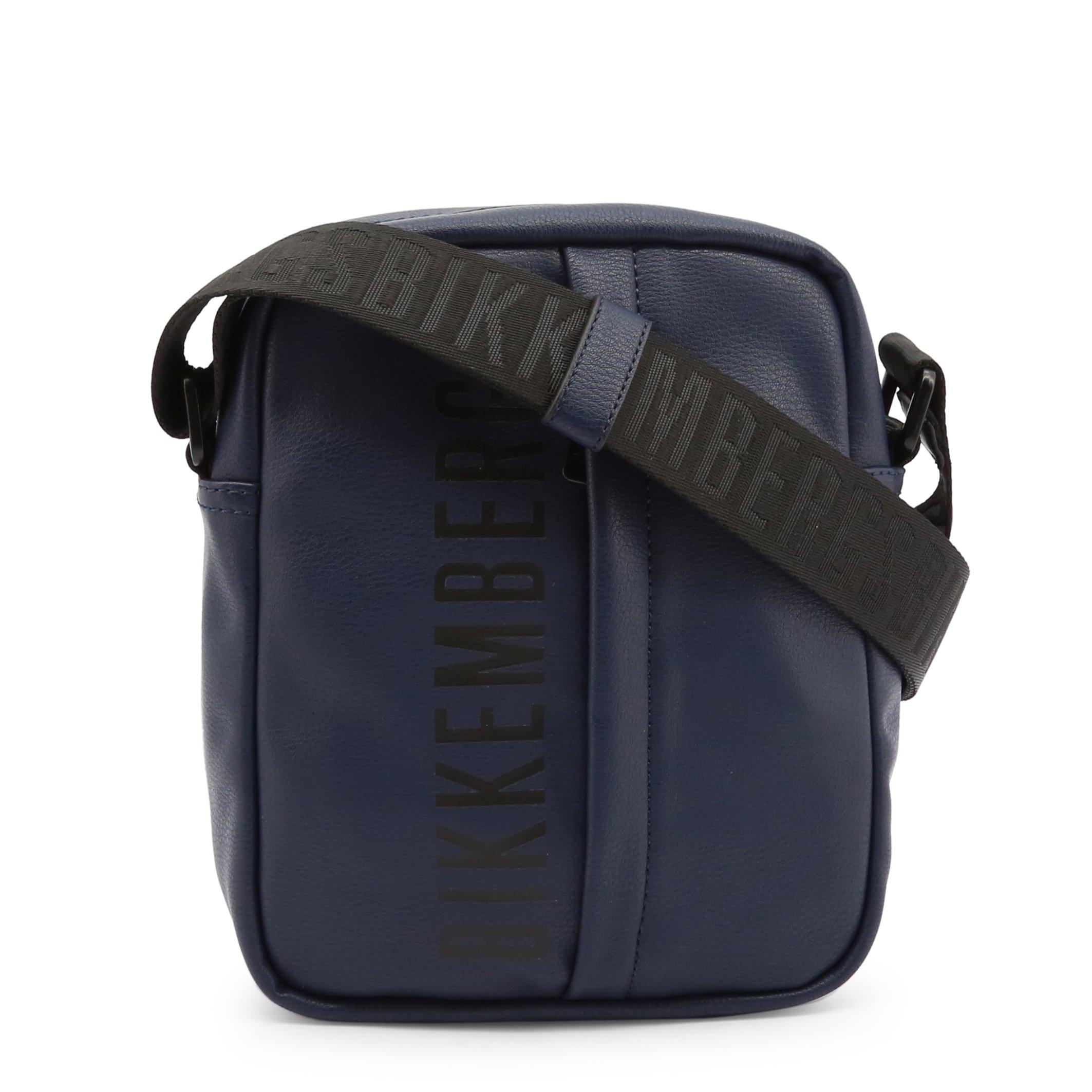 Bikkembergs Men's Crossbody Bag Various Colours E2BPME1N0012 - blue NOSIZE