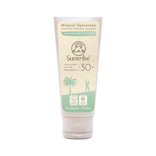 Suntribe Mineral Body & Face Sunscreen SPF 30