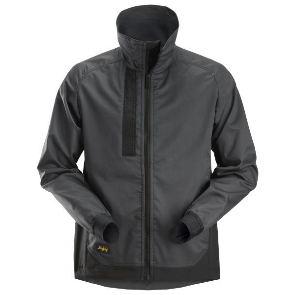 Snickers 1549 AllroundWork Jacka stålgrå/svart XS