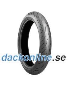 Bridgestone S 22 F ( 120/70 ZR17 TL (58W) M/C, Framhjul )