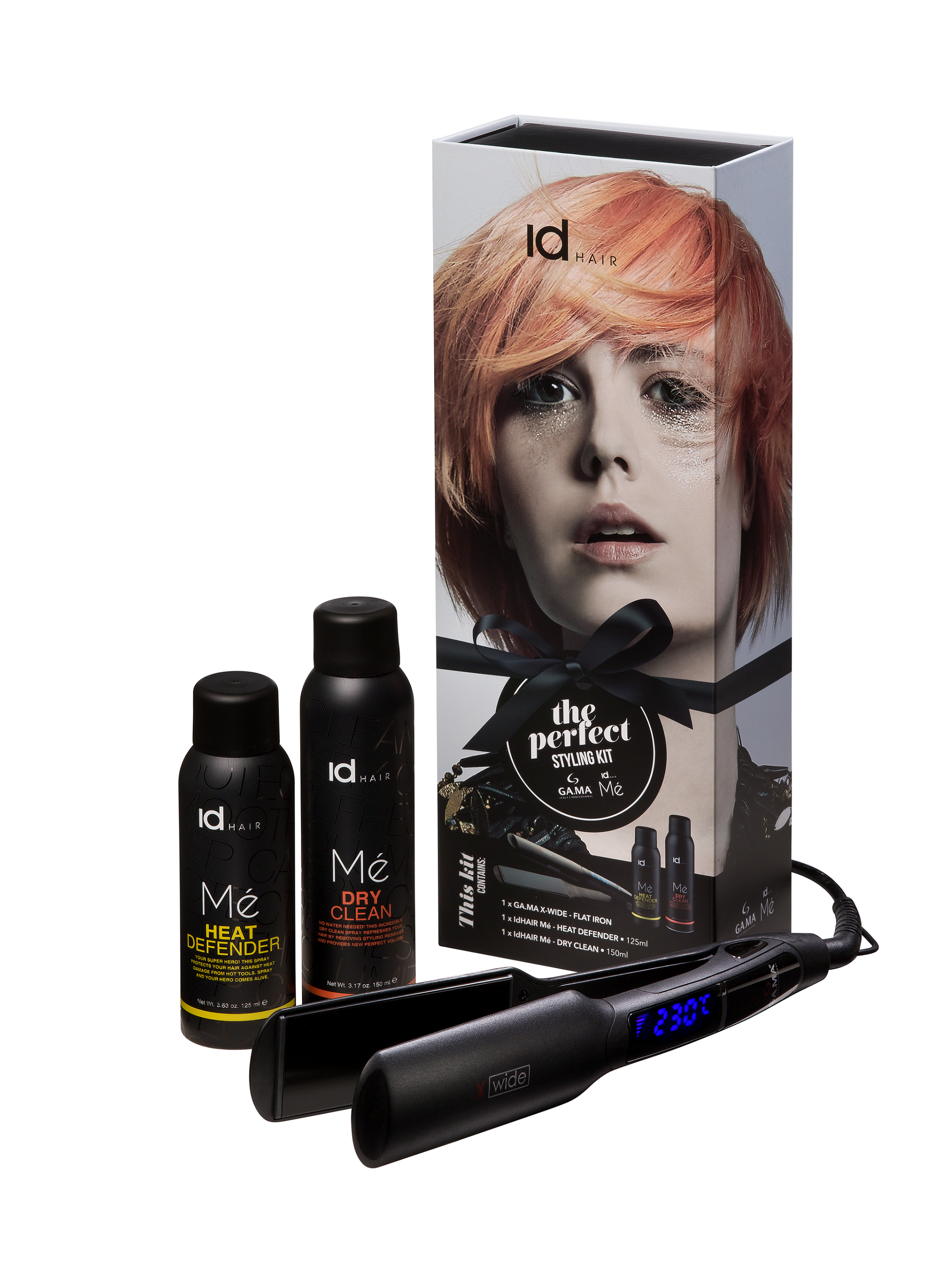 IdHAIR - Mé The Perfect Styling Kit