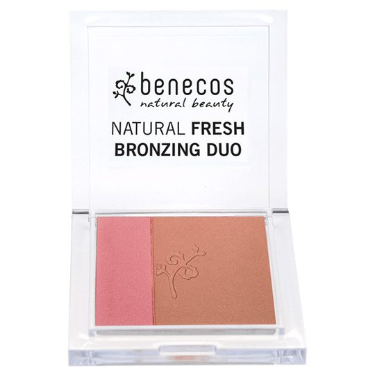 Benecos Natural Fresh Bronzing Duo Ibiza Nights, 8 g