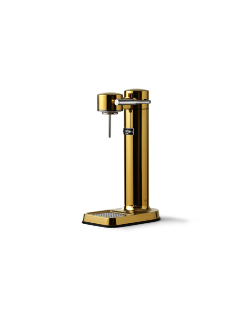 Aarke Carbonator Iii Gold Kolsyremaskin - Guld Färgad