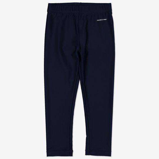 Uv-bukse baby mørkblå