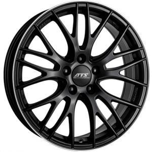 ATS Perfektion Racing Black Polished Lip 8x17 5/114.3 ET40 B70.1
