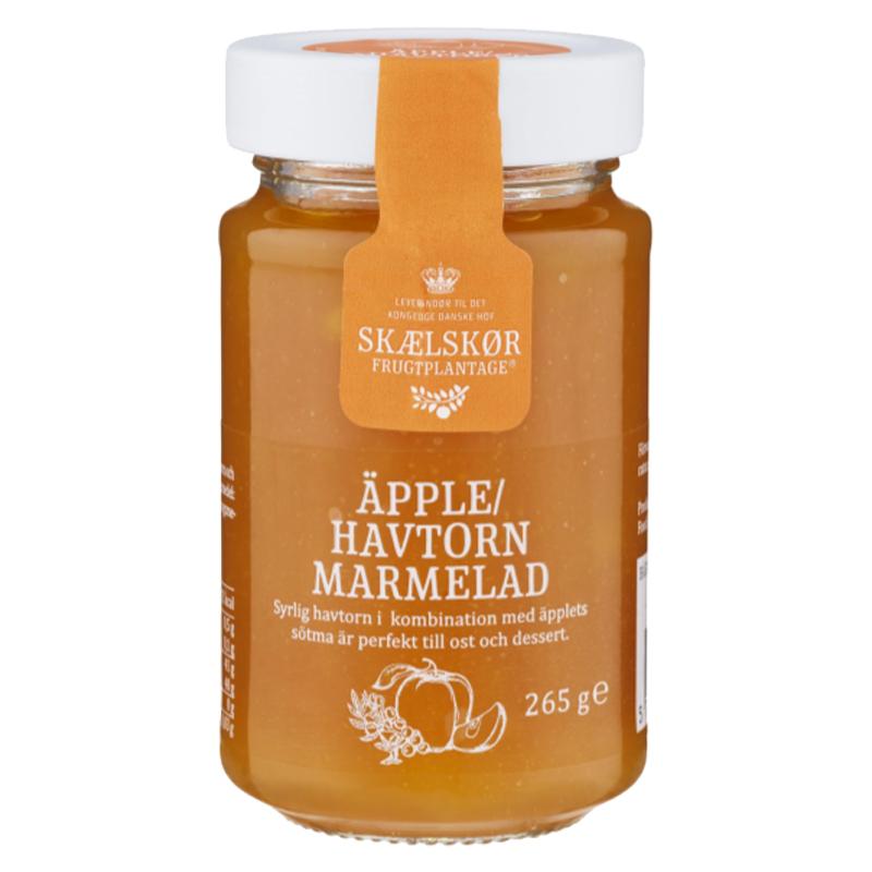 Marmelad Äpple & Havtorn 265g - 21% rabatt