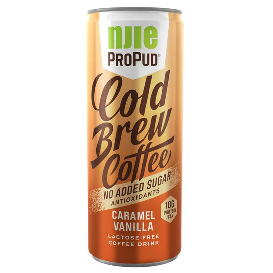 Cold Brew Caramel Vanilla - 50% rabatt