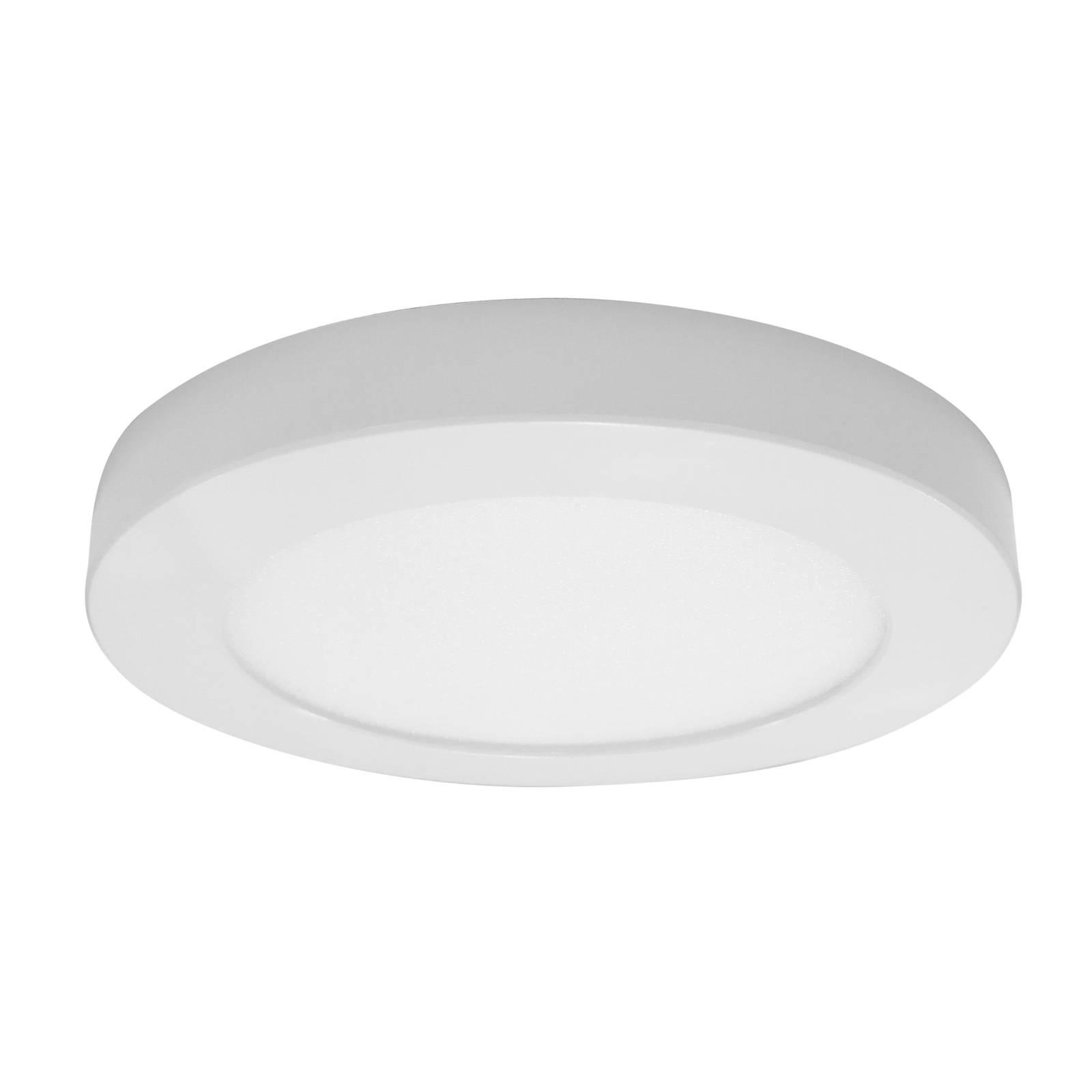 Prios Aureka -LED-kattovalaisin, anturi 22,5 cm