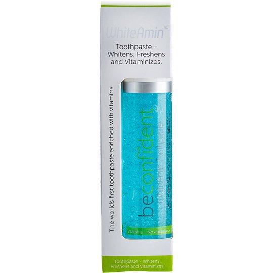 WhiteAmin Toothpaste, 50 ml beconfiDent Hammasharjat