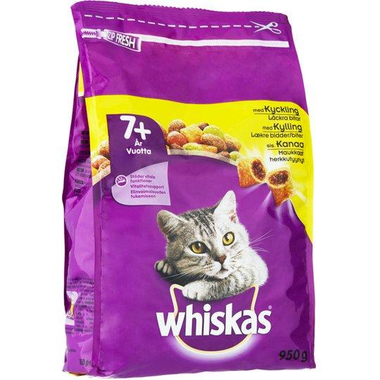 Kissanruoka Kana 7+ Vuotta - 25% alennus