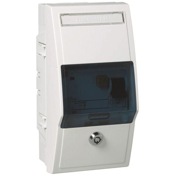 Schneider Electric 5960251 DIN-kapsling 83,5 mm