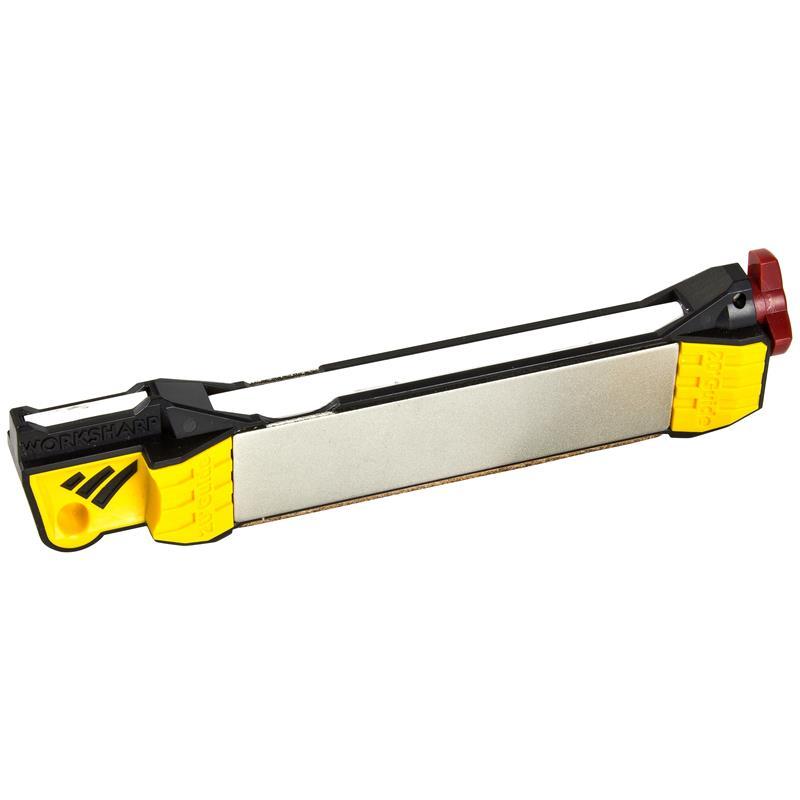 Work Sharp feltbryne med vinkelguider Kompakt sliper for en total slipeløsning