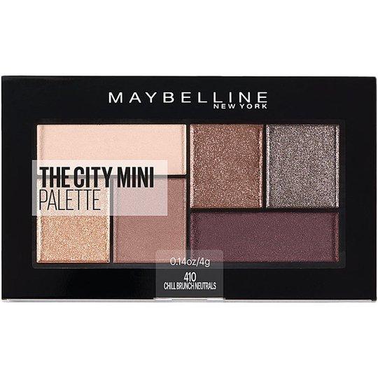 The City Mini Palette, Maybelline Luomiväripaletit