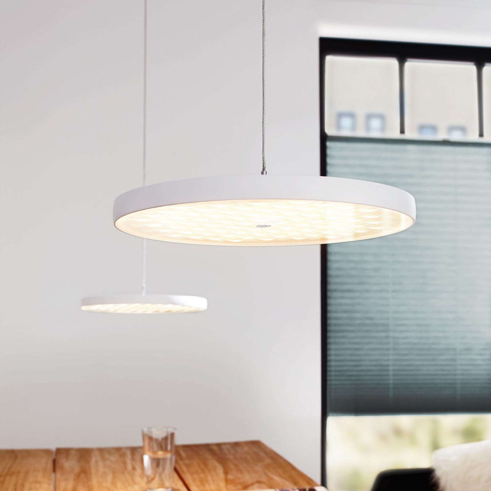 OLIGO Decent Max LED-riippuvalaisin, valkoinen