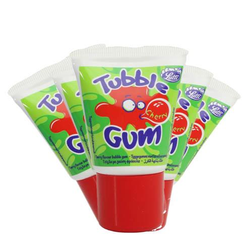 TUBBLE GUM CHERRY - 5 st