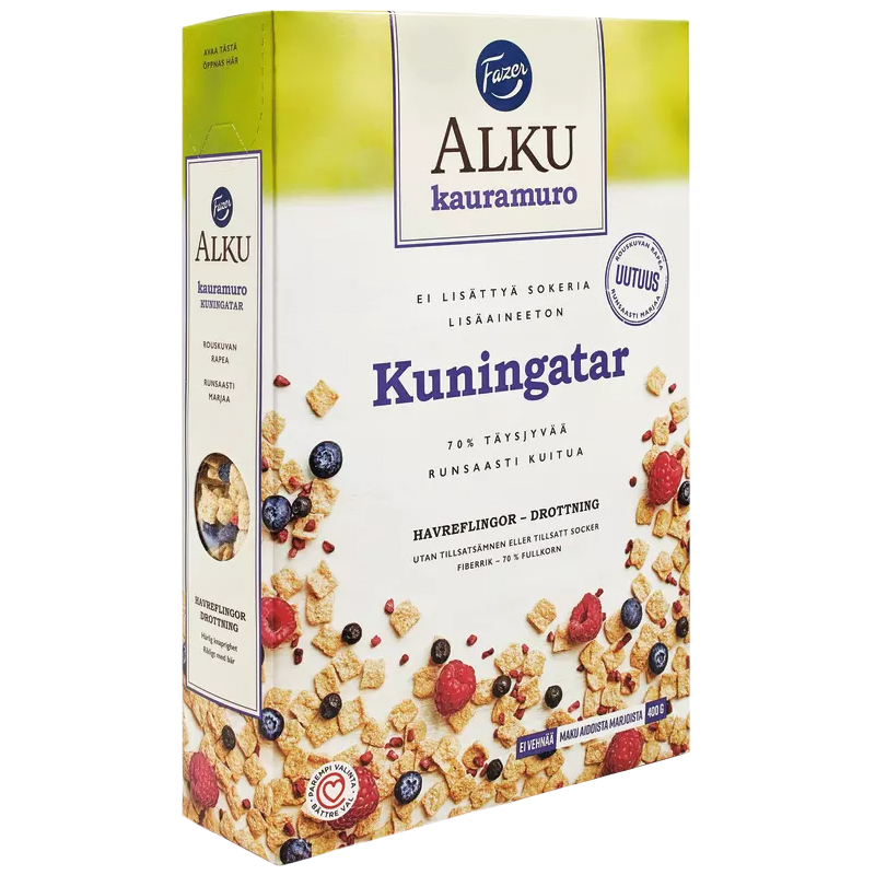 Kauramurot Kuningatar 400g - 67% alennus