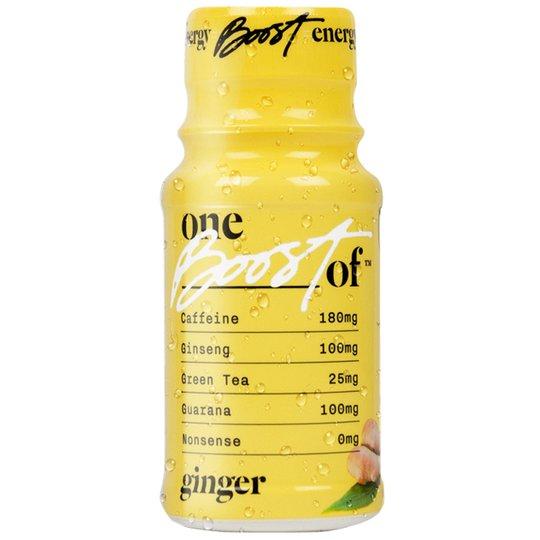 """Energishot """"Ginger"""" 60ml - 59% rabatt"""