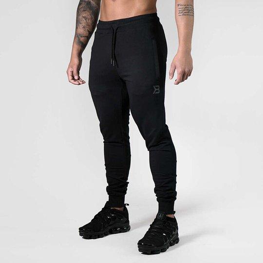 Tapered Joggers V2, Black