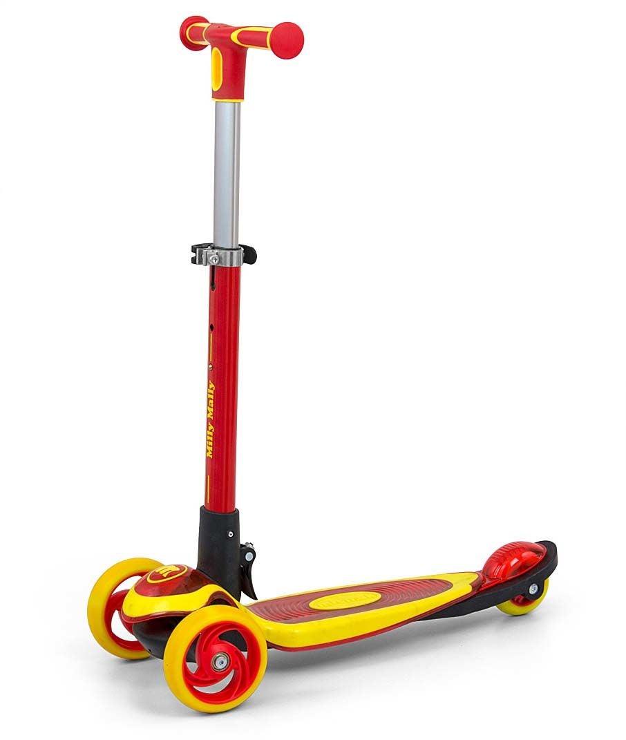 Milly Mally Sparkcykel Micmax, Röd