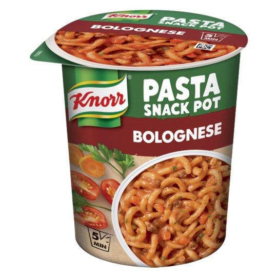 Snack Pot Pasta Bolognese - 19% rabatt