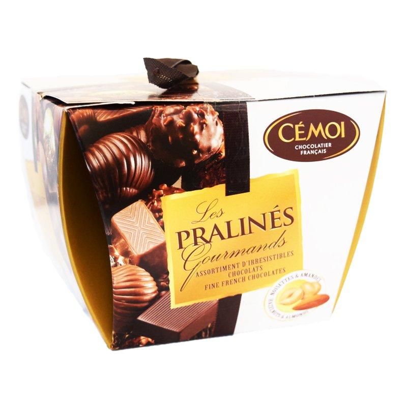 """Chokladpraliner """"Les Pralinés Gourmands"""" 202g - 51% rabatt"""