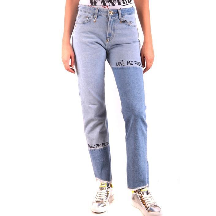 Philipp Plein Women's Jeans Blue 164372 - blue 26