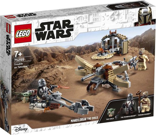 LEGO Star Wars TM 75299 Trøbbel På Tatooine