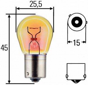 Glödlampa, blinker, Bak, Fram, Fram eller bak, Baklucka, Sidoinstallation