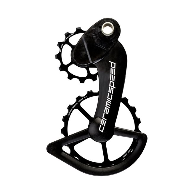 Ceramic Speed OSPW System For Campagnolo 11-S Eps & Mechanical, Rulltrissor