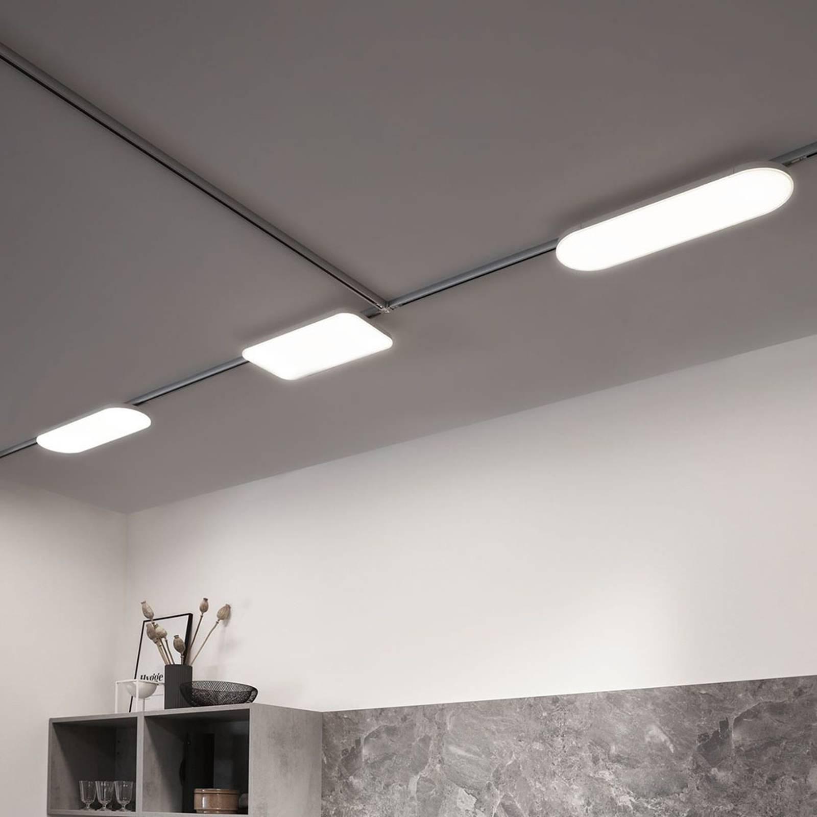 Paulmann Deck URail -LED-paneeli, kiskojärjestelmä