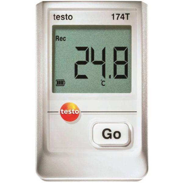 Testo 174-T Dataloggeripaketti lämpötila