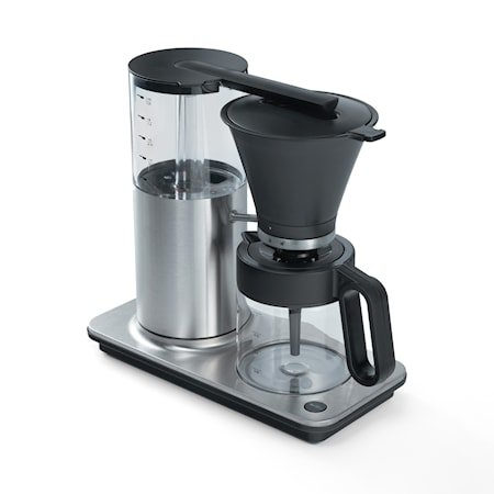 Kaffebrygger 1600 W Sølv 1,25 Liter