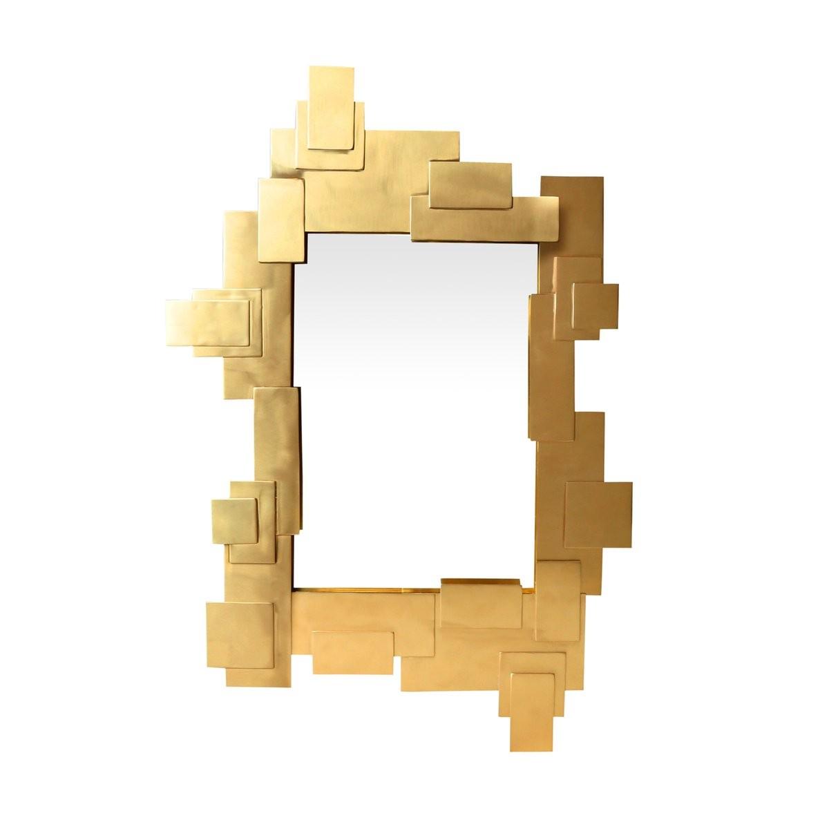 Jonathan Adler I Puzzle Accent Mirror