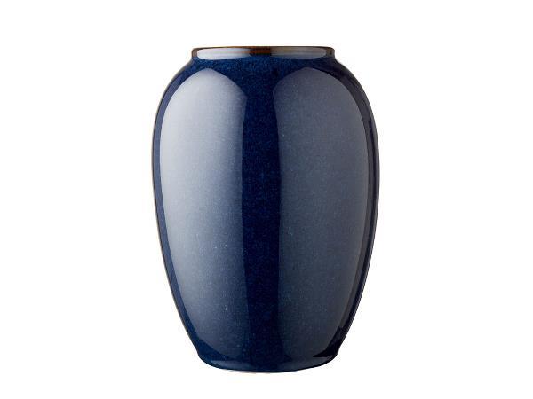 Bitz - Vase Medium - Dark Blue (872910)