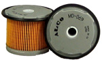 Polttoainesuodatin ALCO FILTER MD-069