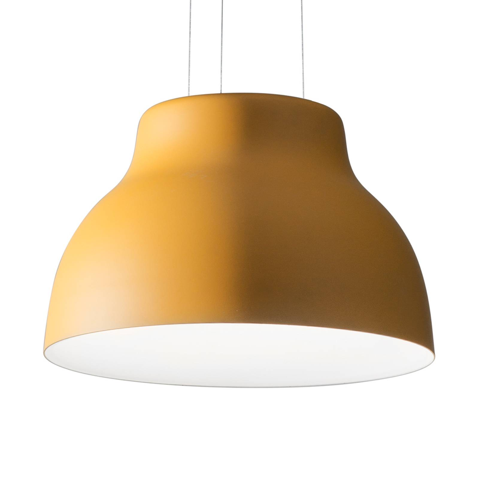 Martinelli Luce Cicala -LED-riippuvalo, keltainen