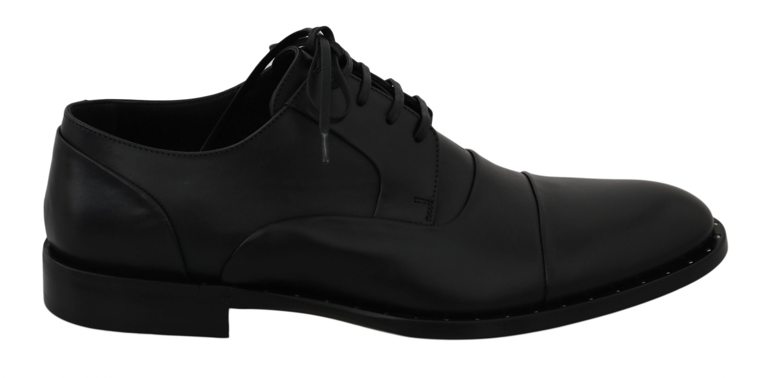 Dolce & Gabbana Men's Shoes Black MV2328 - EU43/US10