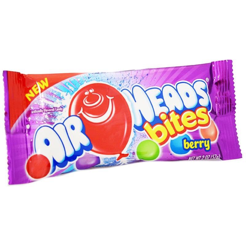 Airheads Bites Berry - 80% rabatt