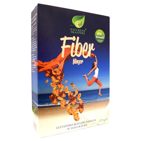 Fiberflingor 375g - 41% rabatt