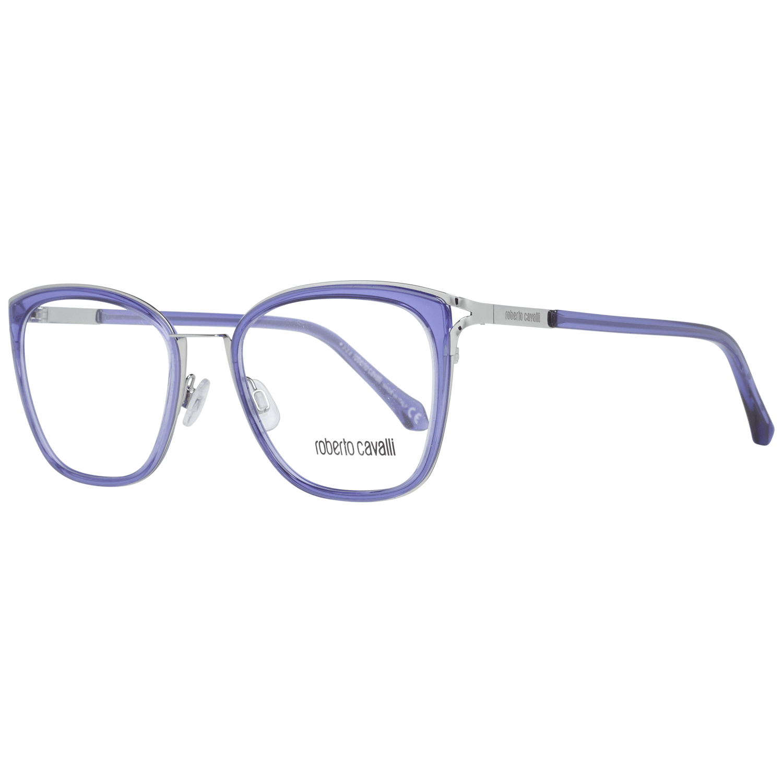 Roberto Cavalli Women's Optical Frames Eyewear Silver RC5071 52081