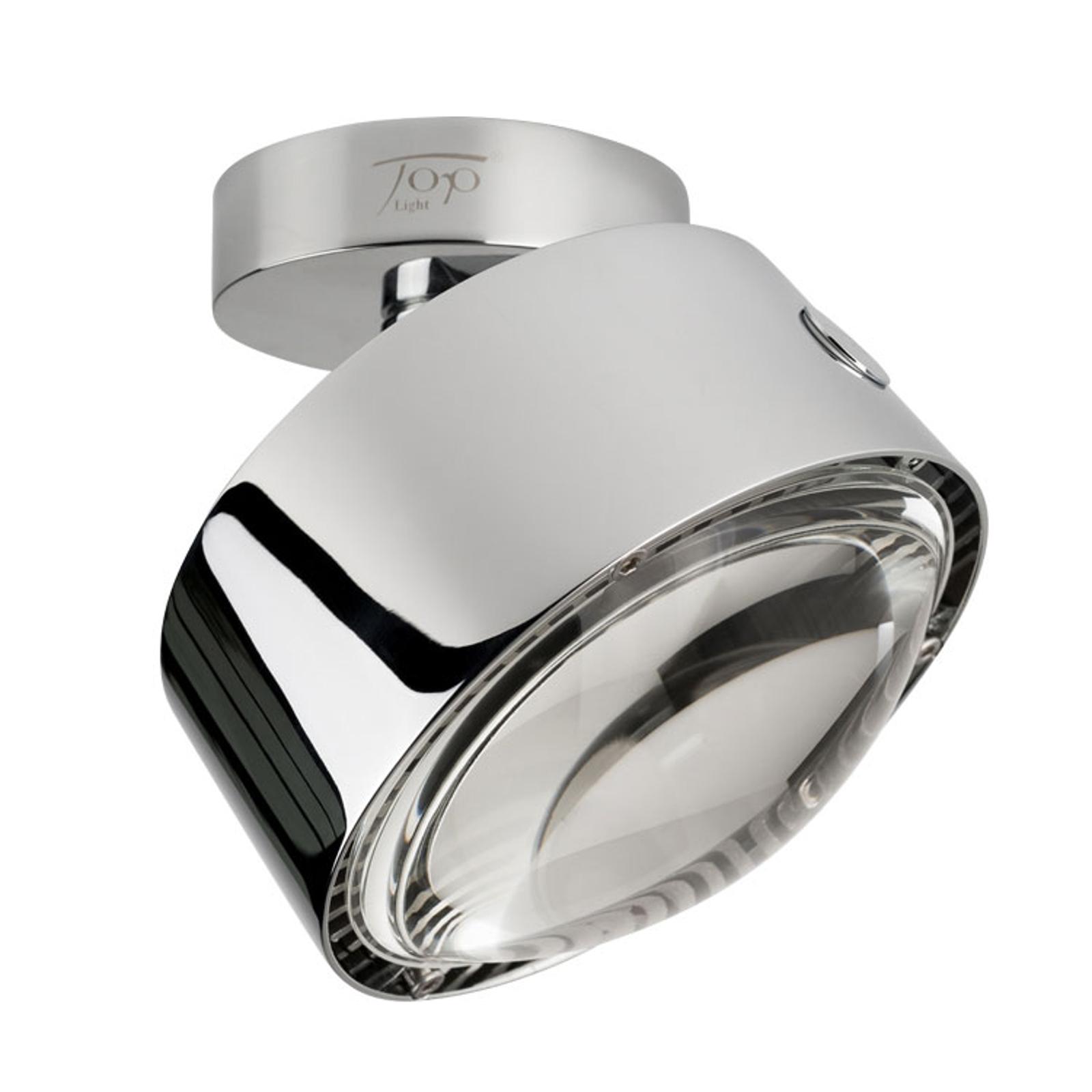 LED-kattovalaisin Puk Maxx Move, kromi
