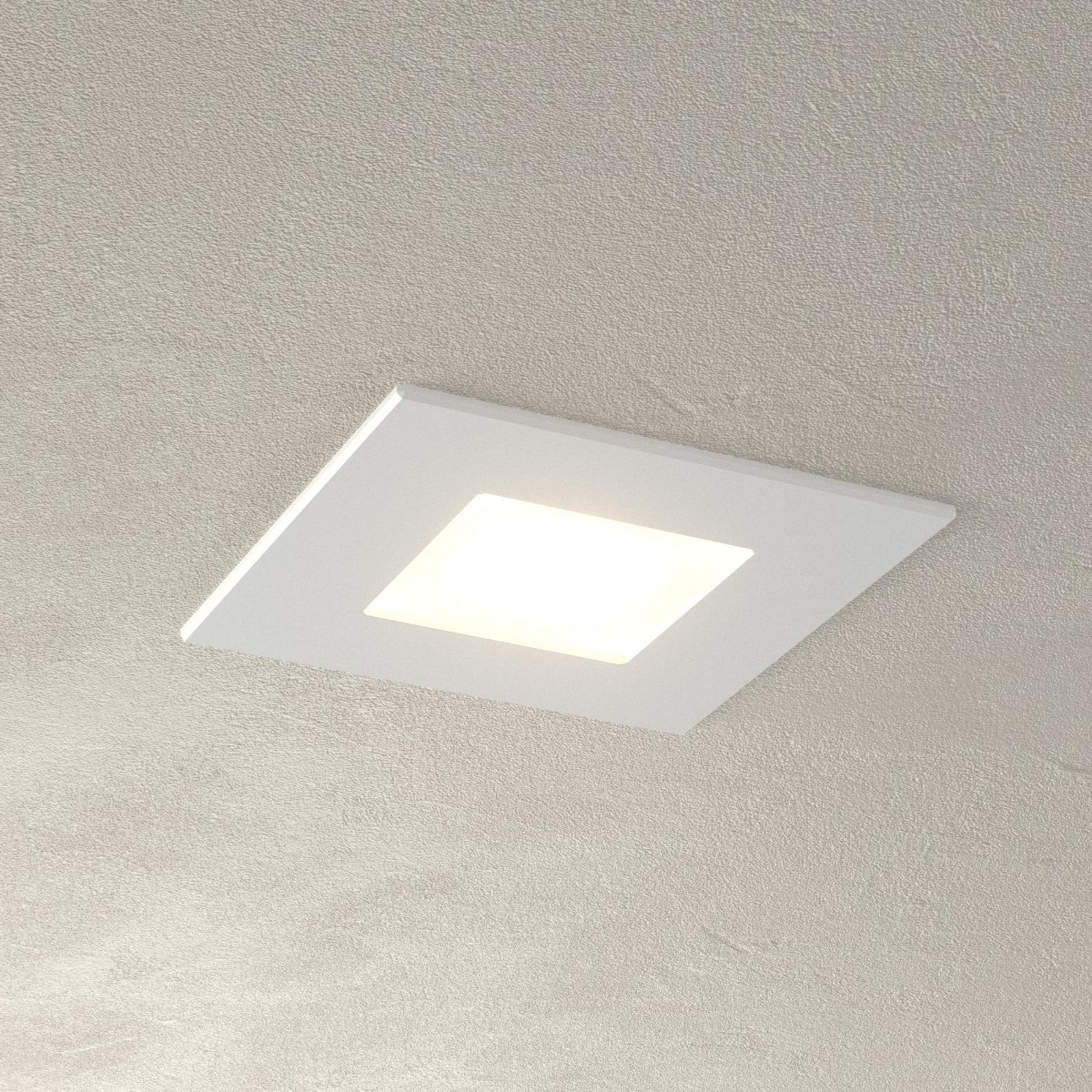 Upotusrasiaan asennettava Klaus-LED-valaisin