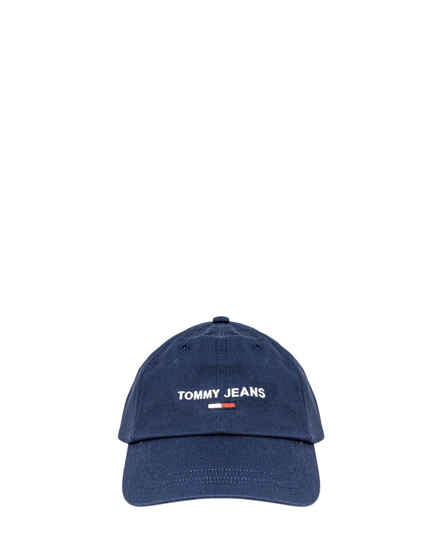 Tommy Hilfiger Jeans Men's Cap Various Colours 305053 - blue UNICA