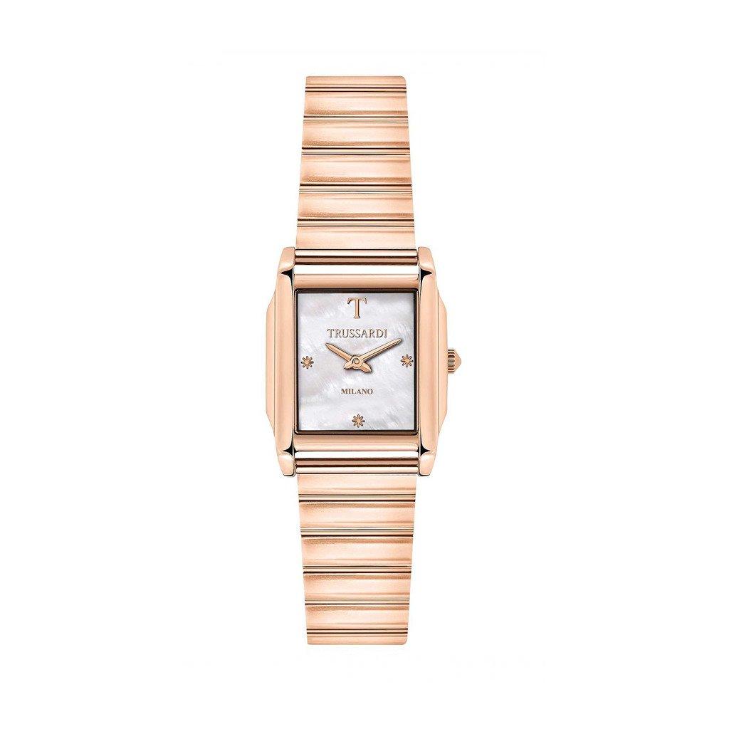 Trussardi Women's T-GEOMETRIC Watches Pink 325370 - pink NOSIZE