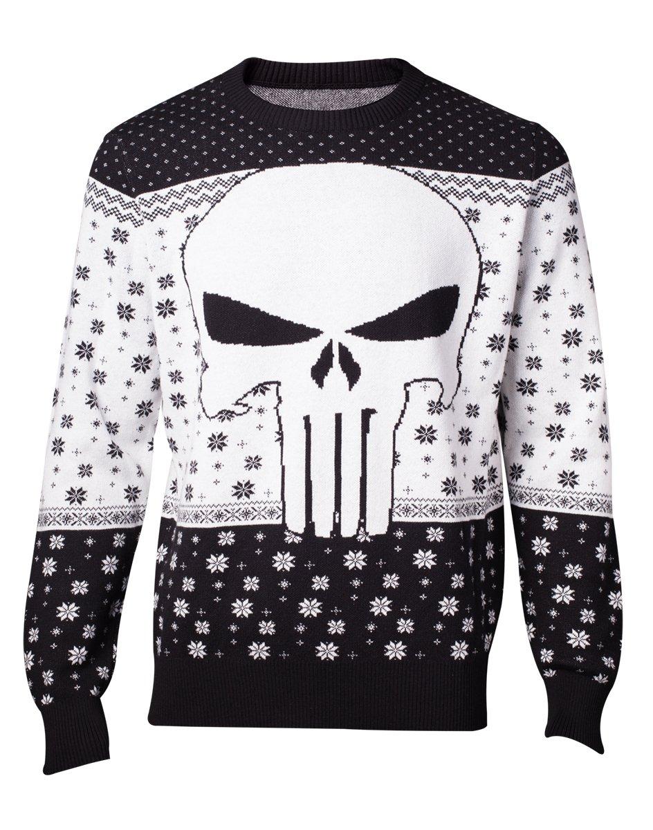 Marvel Punisher Sweater L