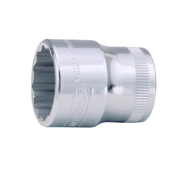 """Bahco A7400DM-20 Tolvkantpipe 3/8"""" 20 mm"""